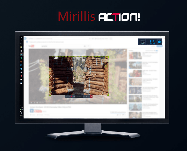 Mirillis Action! 2.7.4 Crack