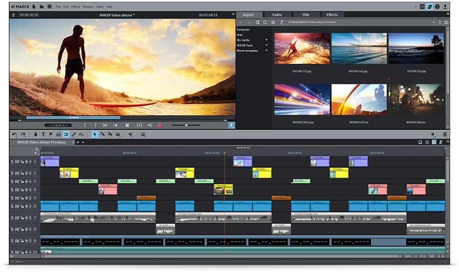 Movie Editing Pro 2018 Crack Serial Key