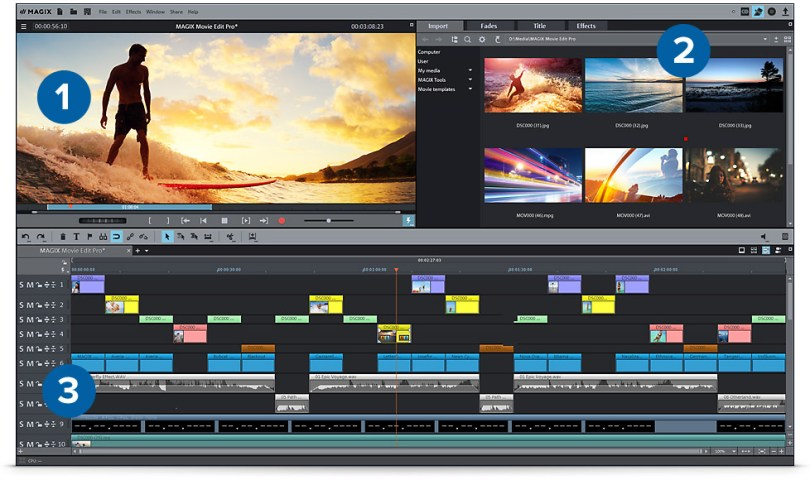 Movie Editing Pro 2018 Crack