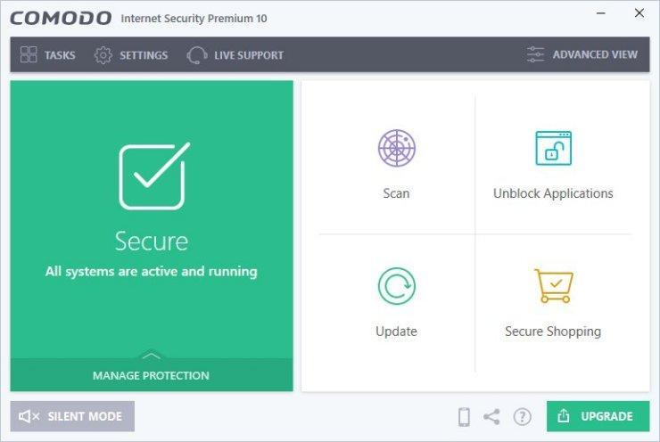 Comodo Internet Security Premium Crack