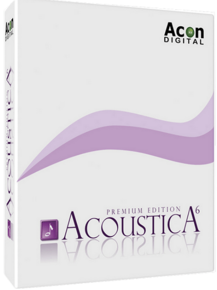 Acoustica Premium Edition 7 Crack + Serial Key