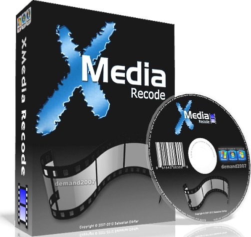 XMedia Recode 3.4.4.1 Crack Download