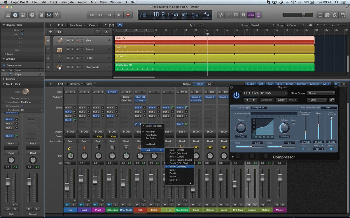 Download Logic Pro X 10 Mac Crack Torrent